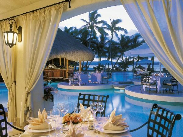 Отели Маврикия. ONE&ONLY LE SAINT GERAN. Отели мира.