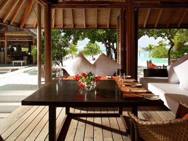 Отели на Мальдивах. COCOA ISLAND. Отели мира.