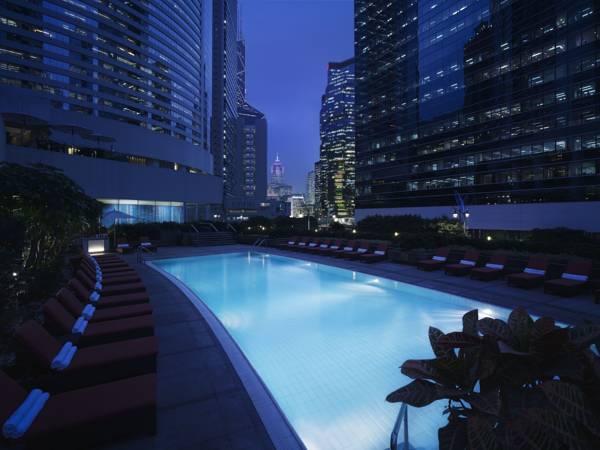 Отели Гонконга. CONRAD HONG KONG HOTEL. Отели мира.