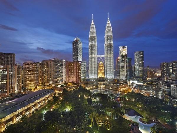 Достопримечательности Куала-Лумпура. Малайзия.
