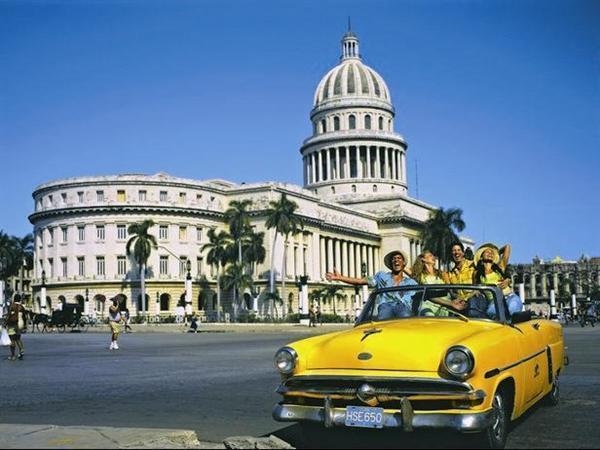 Достопримечательности Гаваны. Куба.