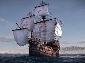 Первый трансатлантический круиз. Из истории путешествий.