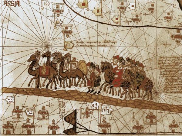 Марко Поло — великий путешественник или мистификатор? Из истории путешествий.
