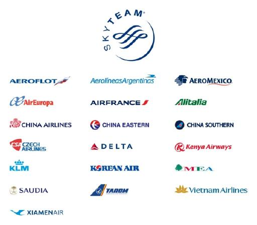 Новости Аэрофлот-Бонус и SkyTeam. Авиакомпании и авиаперелеты.