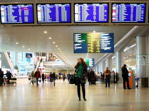 Как вести себя в аэропорту при вылете за границу. Авиакомпании и авиаперелеты.