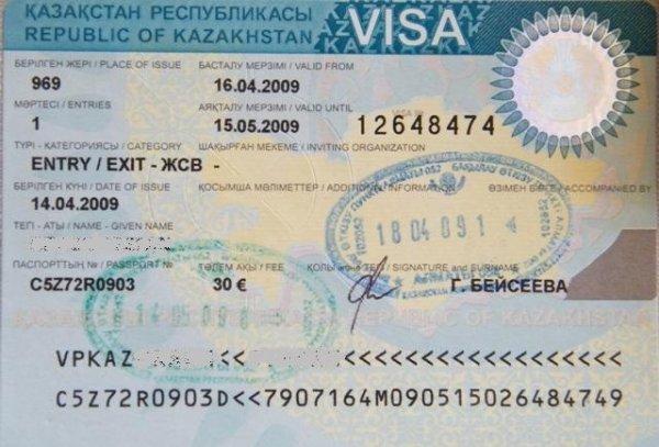 Безвизовые страны для граждан Казахстана. Визы и безвиз.
