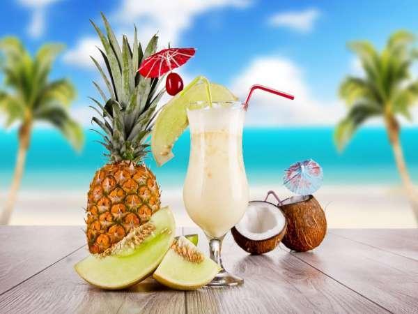 Два топовых пляжных напитка. Кухня разных стран.