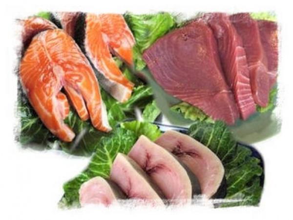 Рыбная диета. Разное