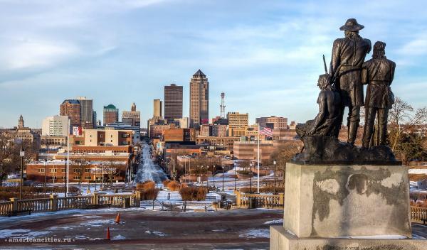 Штат Айова — лучший отдых в США. США.
