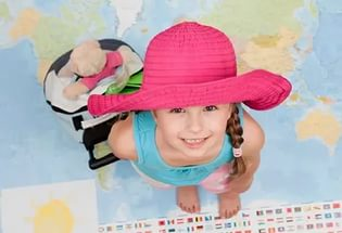 Детский отдых за границей. Разное