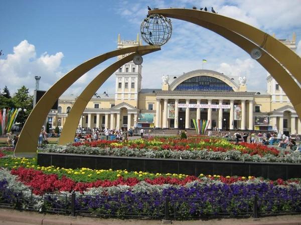 Харьковская область – примечательные места и описание. Города Украины.