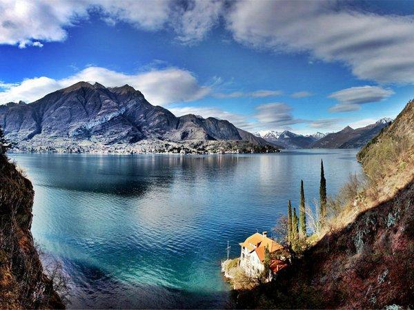Озеро Комо. Италия. Италия.