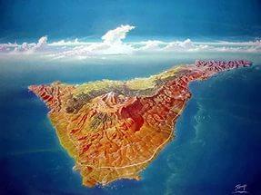 Тенерифе. Канарские острова. Канарские острова.
