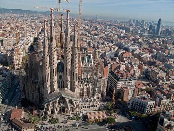 Барселона обзор. Испания. Испания.