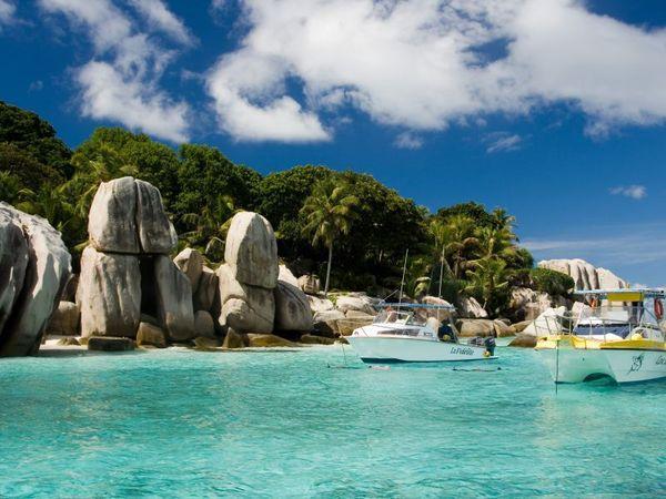 Сейшельские острова. Сейшельские острова.
