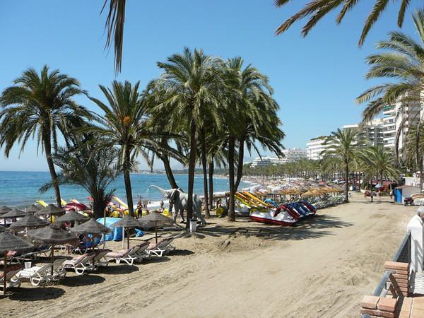 Отправляемся в Марбелью. Испания. Испания.