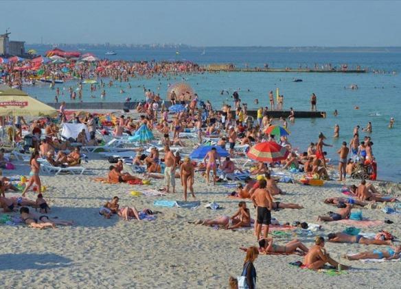 Одесса – жемчужина у моря. Города Украины.