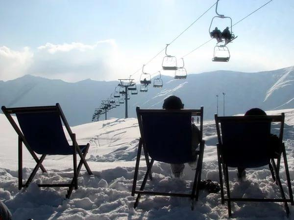 В Грузии хотят открыть горнолыжный курорт. Разное