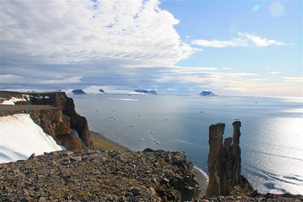 Арктический туризм — это реальность. Разное
