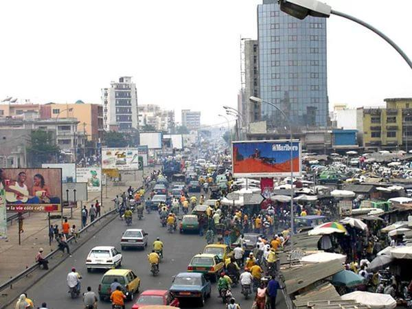 Бенин. Другие страны.