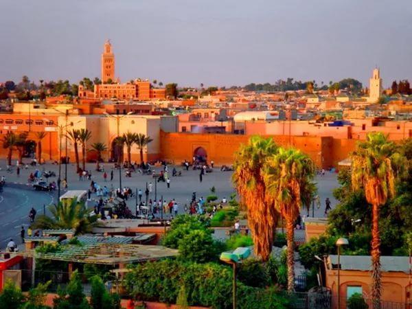 Марокко. Другие страны.