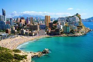 Испания. Испания.
