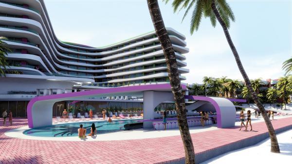 Отель temptation resort and spa. (18+). Отдых 18+