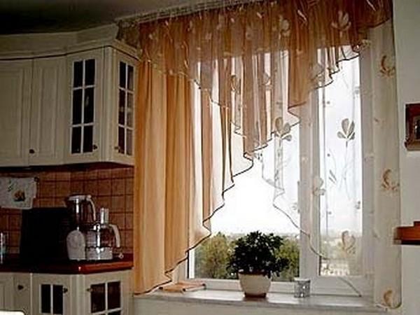 Как выбрать и купить шторы на кухню. Разное.