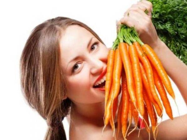 Морковная диета. Разное.