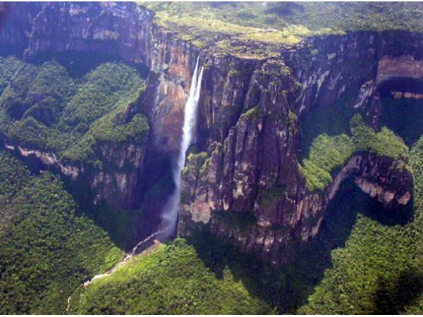 Водопады и их красота. Разное.