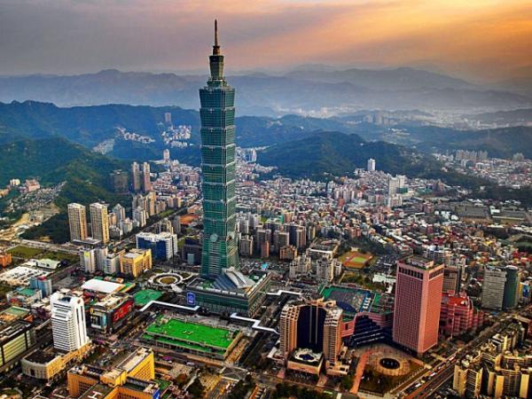 Немного о Тайване. Тайвань.