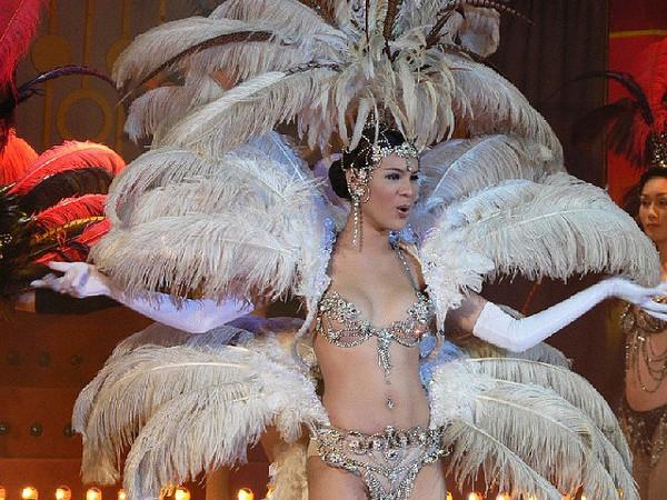 Шоу Тиффани в Паттайе («Tiffany's Show). Тайланд.