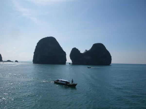 Какие моря в Тайланде. Тайланд.