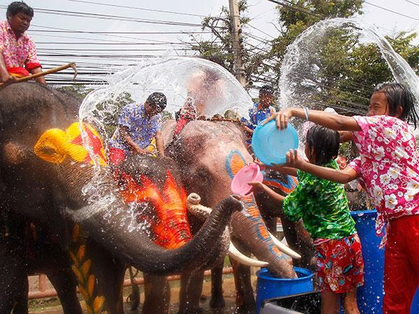 Тайланд в апреле — завершение туристического сезона. Тайланд.