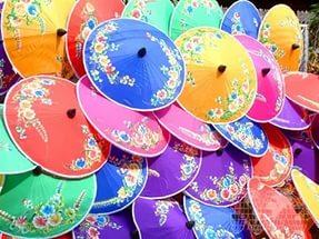 На главный праздник года в Тайланд в январе. Тайланд.