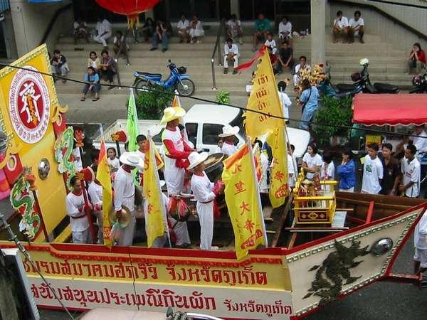 Что посмотреть в тайланде в октябре. Тайланд.