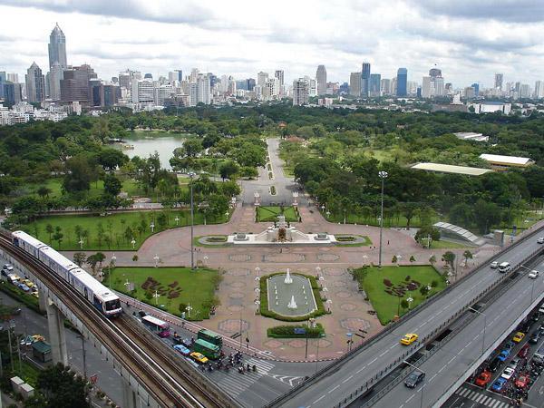 Бангкок - столица Тайланда. Тайланд.