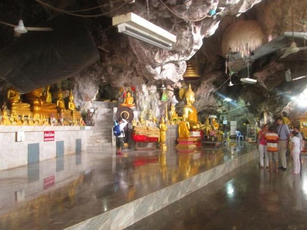Тигриная пещера (Krabi Tiger Cave Temple). Тайланд. Тайланд.