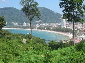 Патонг (Patong Beach): Пляжи Пхукета. Тайланд.