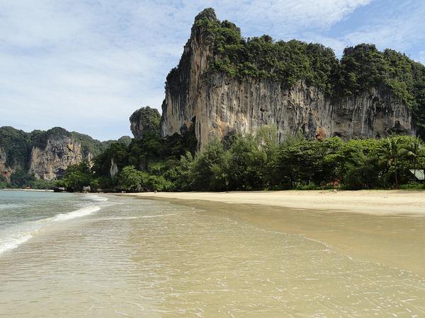 Краби. Пляжи Таиланда. Тайланд.