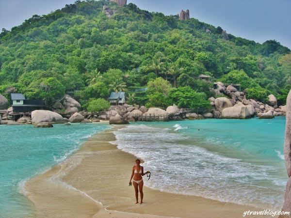 Остров Ко Тао. Таиланд. Тайланд.