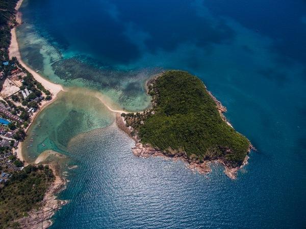 Остров Ко Фанган. Таиланд. Тайланд.