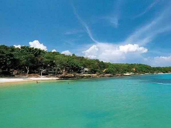 Остров Ко Самет. Таиланд. Тайланд.