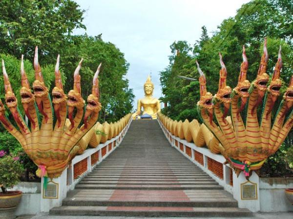 Самуи - Биг Будда. Таиланд. Тайланд.