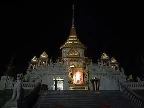 Ват Трай Мит - Храм Золотого Будды. Храмы Таиланда. Тайланд.