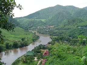 Долина Пай. Таиланд. Тайланд.