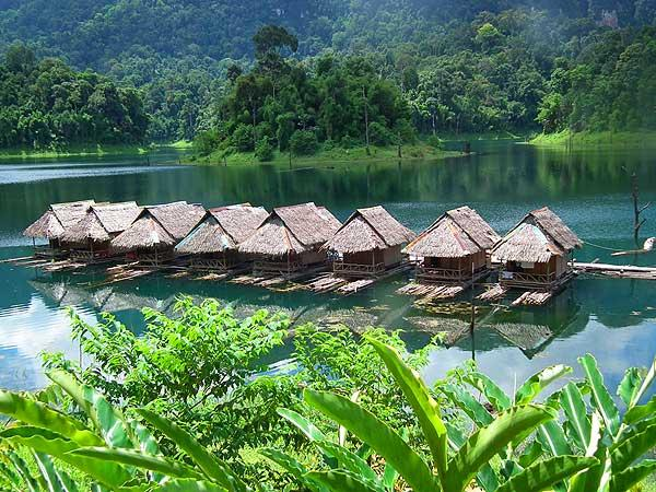 Национальный парк Кхао Сок. Таиланд. Тайланд.