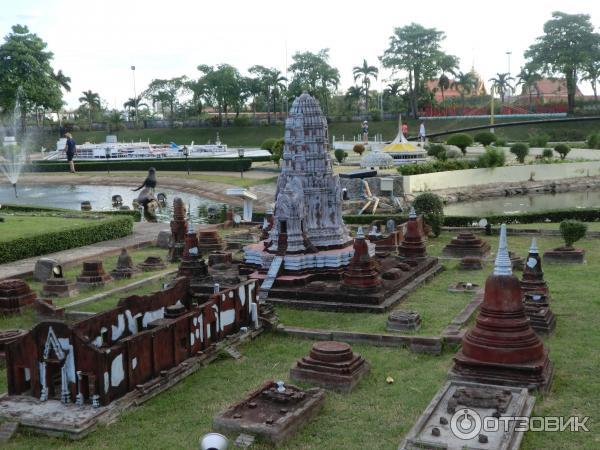 Паттайя - Мини Сиам. Таиланд. Тайланд.