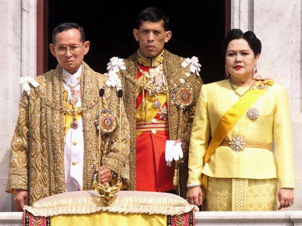 Правящая династия Чакри. Таиланд. Другие страны.