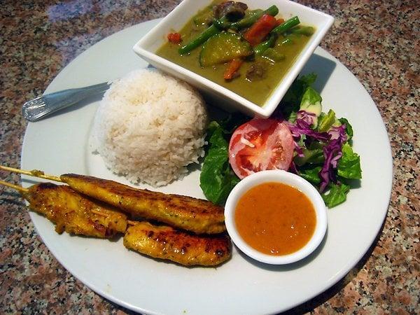 Тайская кухня. Другие страны.